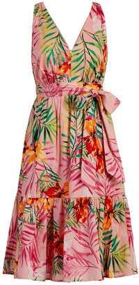 New York & Co. Tiered Midi Dress