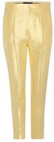 Haider Ackermann Jacquard Silk Trousers