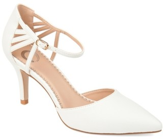 Journee Collection Mia Pump