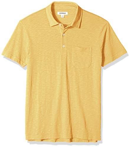 aeb3c03c6 Mens Gold And Black Stripe Shirt - ShopStyle