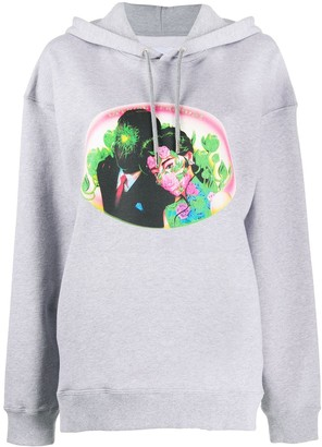 Opening Ceremony Graphic Print Hoodie
