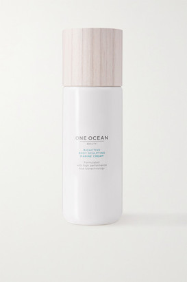 One Ocean Beauty - Bioactive Body Sculpting Marine Cream, 200ml - Colorless