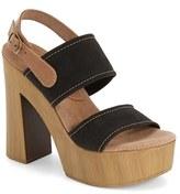 Sbicca Women's 'Annabella' Platform Sandal