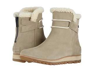 Sorel Harlowtm Bootie Cozy (Black) Women's Cold Weather Boots
