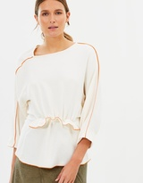 Camilla And Marc Ettore Long Sleeve Top