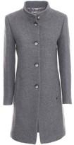 Nero Giardini A668230D Coat Women Grey Grey