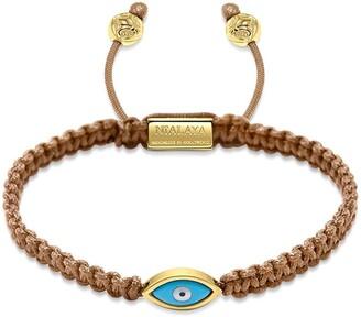 Nialaya Jewelry Evil Eye Braided Bracelet