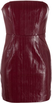 Rotate by Birger Christensen Herla Corsage mini dress