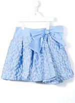 Valmax Kids - bubble print skirt - kids - Polyester/Polyamide/Cotton - 4 yrs