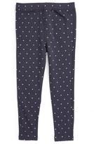 Tea Collection Girl's Polka Dot Pants