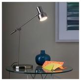 Threshold Cantilever LED Desk Lamp - Pewter