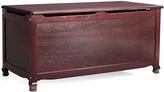 Guidecraft Espresso Manhattan Wood Toy Box