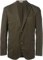 Boglioli button blazer - men - Cotton/Spandex/Elastane/Cupro - 52