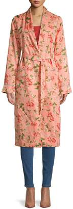Endless Rose Floral Kimono Jacket