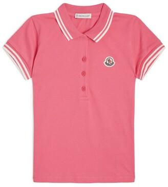 Moncler Kids Maglia Polo Shirt (4-6 Years)