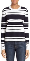 Frame Women's 'Le Crew' Stripe Sweater