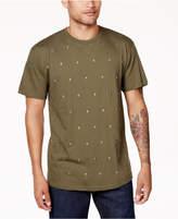 Sean John Men's Skull Studded T-Shirt