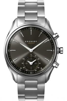 Unisex Kronaby SEKEL Alarm Watch A1000-0720