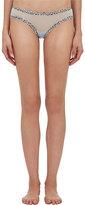 Cosabella Women's Celine Hotpants-LIGHT BLUE