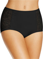 Jockey Slimmers Side Lace Shaping Brief 4192