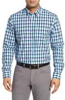 Cutter & Buck Men's Big & Tall Sawyer Check Non-Iron Sport Shirt