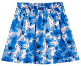 J.Crew Factory J. Crew Factory Watercolor Floral Skirt (Toddler, Little Girls, & Big Girls)