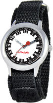 Character Red Balloon Kids Easy-Read Fast Strap Watch