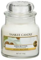 Yankee Candle Classic small jar shea butter candle