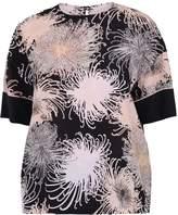 N°21 Printed Silk Blouse