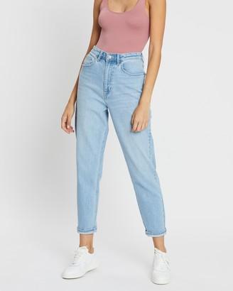 Lee Hi Taper Jeans