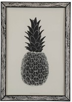 THE PRINTS BY MARKE NEWTON 29.7x42cm Pineapple Poster
