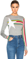 No.21 No. 21 Rainbow Star Sweater