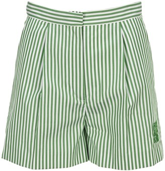 Kenzo Striped Tailored Shorts