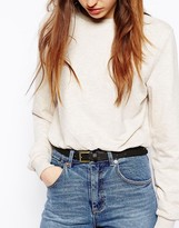 Asos Vintage Look Waist And Hip Belt