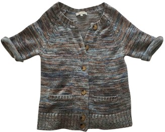 Sandro Green Cotton Knitwear for Women