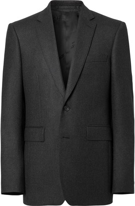 Burberry classic fit tailored blazer