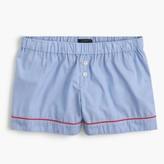 J.Crew Tipped pajama short