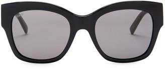 Tod's 53mm Oversized Sunglasses