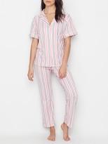 ED Ellen Degeneres Kick It Up A Notch Knit Pajama Set