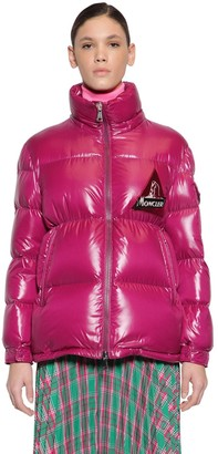Moncler WILSON NYLON LAQUE DOWN JACKET