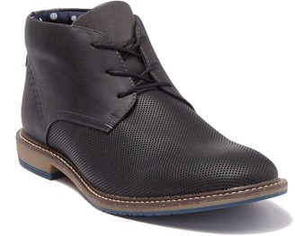 Steve Madden Siplor Perforated Chukka Boot