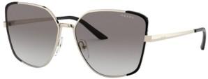 Prada Linea Rossa Prada Sunglasses, Pr 60XS 59