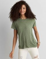 American Eagle Outfitters AE Soft & Sexy Crew Favorite T-Shirt