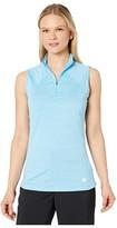 Puma Daily Mock Neck (Bright White) Women's Clothing