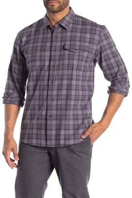 Hunter COASTAORO Plaid Long Sleeve Regular Fit Shirt