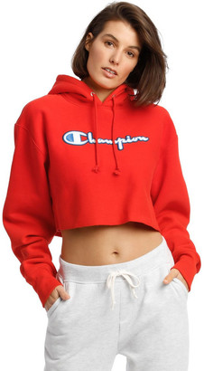 Champion Reverse Weave Cropped Hood