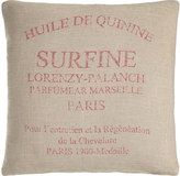 """French Laundry Home Natural Pillow, 20""""Sq."""