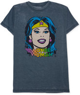 JEM Men's Unisex Wonder Woman T-Shirt