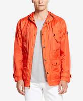 DKNY Men's Orange Windbreaker