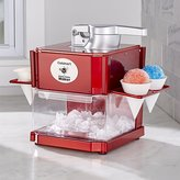 Crate & Barrel Waring ® Red Metallic Snow Cone Maker
